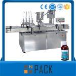 中国競争力のある価格真空液体充填機