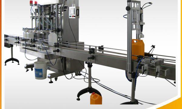 自動宝石クリーナー液体充填機