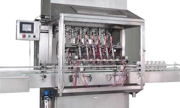 シーナエカトは、完全な車のエンジンオイル充填生産ライン、オイル充填機を所有しています