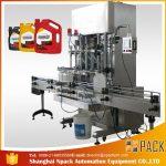 500ml-2Lの自動液体洗剤の充填機/洗浄液の充填機