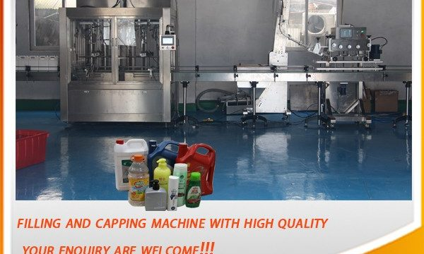 5L ~ 30L Pesticide, Edible Oil Weighing & Filling machine