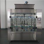 自動12ヘッド大気圧液体充填機