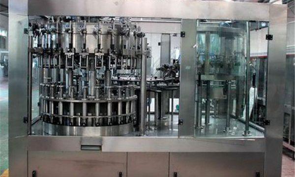 オイル/浄化された水のための自動ステンレス鋼の液体の充填機