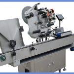 円形および正方形のための自動びんのステッカーの分類機械