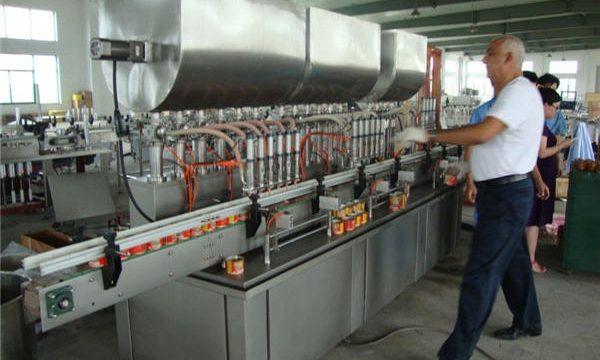 200-1000ml自動醤油充填機