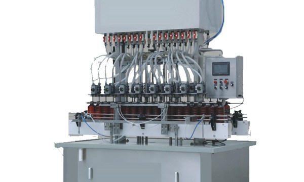 良質の自動熱いソース充填機の熱い販売