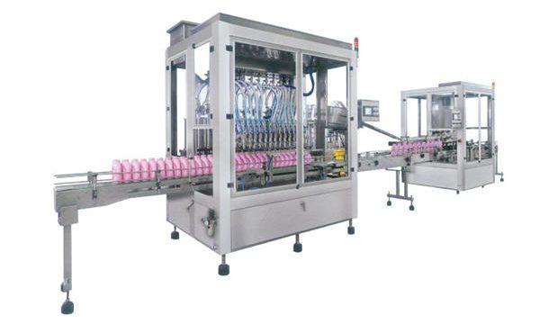ステンレス鋼の自動洗剤の充填機