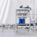 カスタマイズ可能なESDFシリーズ100-1000L容量ビッグドラム自動充填機
