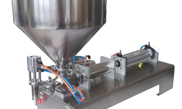 工場価格マニュアル空気圧ペースト充填機